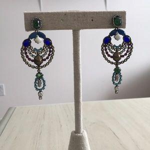 Stella & Dot Prisma Chandelier Earrings